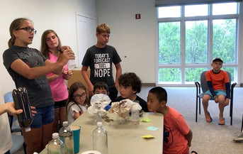 ELC Green Teen Volunteer Program Treasur