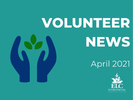 April 2021 Environmental Volunteer News for Vero Beach