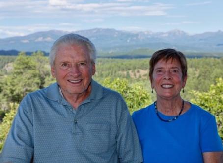 ELC Donor Spotlight: William & Carol Barrows