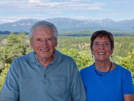 ELC Donor Spotlight: William & Carol Barrows