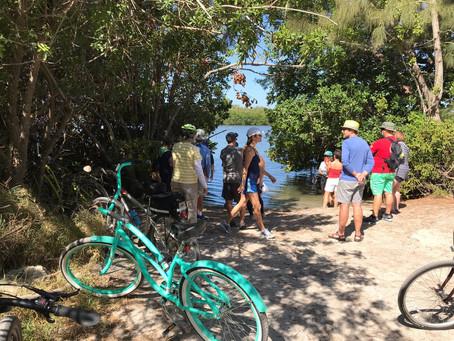 Bike Tour of the Historic Jungle Trail