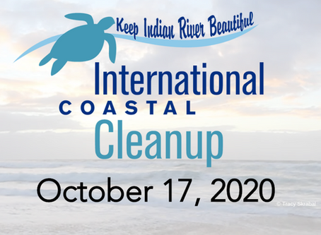 35th Annual International Coastal Cleanup in Indian River County