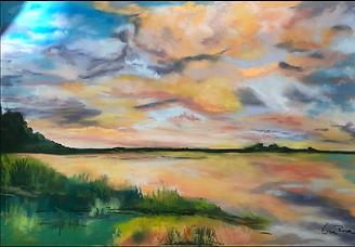 Lisa Rose Nature in Pastels 1