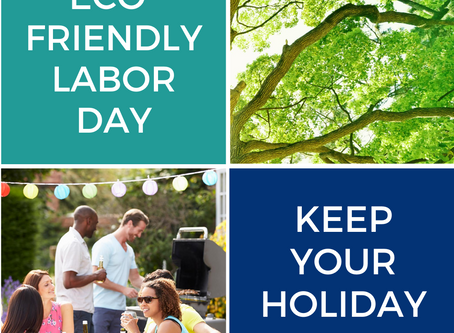 Eco-Friendly Labor Day Weekend