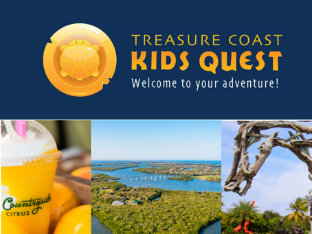 Treasure Coast Kids Quest at the ELC