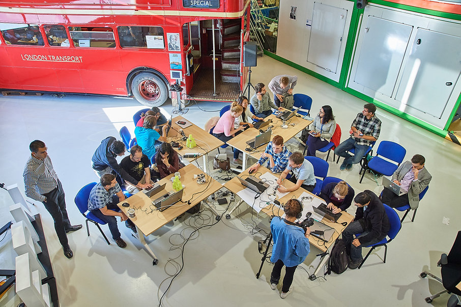CERN science communication hackathon
