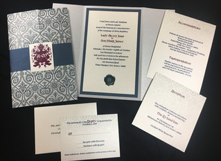 Wedding Invitations:  What do I need all these pieces for?