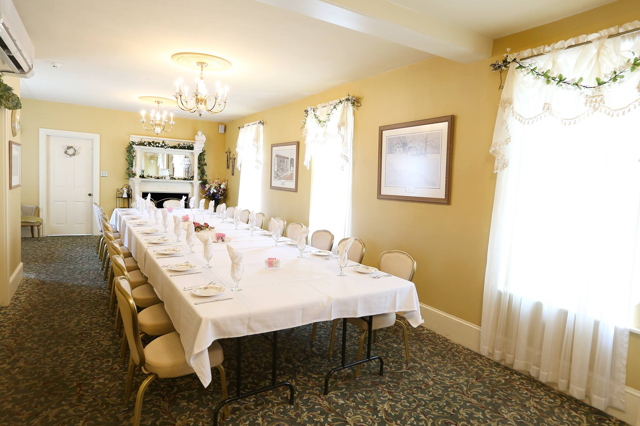 The Lafayette Room