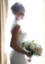 A stunning bride on her wedding day, Meadow View Gardens Outdoor Wedding Venue, Roseneath, Ontario