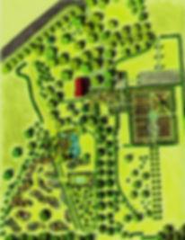 Meadow View Gardens / Garden Map