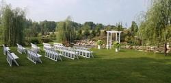 Meadow View Gardens Outdoor Ceremony