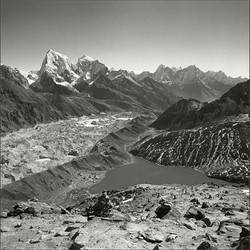 2009, Gokio Ri, Nepal