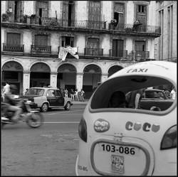 2012, TAXI, Habana, Cuba