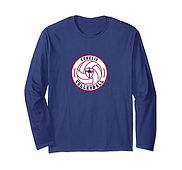 V Long Sleeve T-Shirt - BlueWhiteRed.jpg