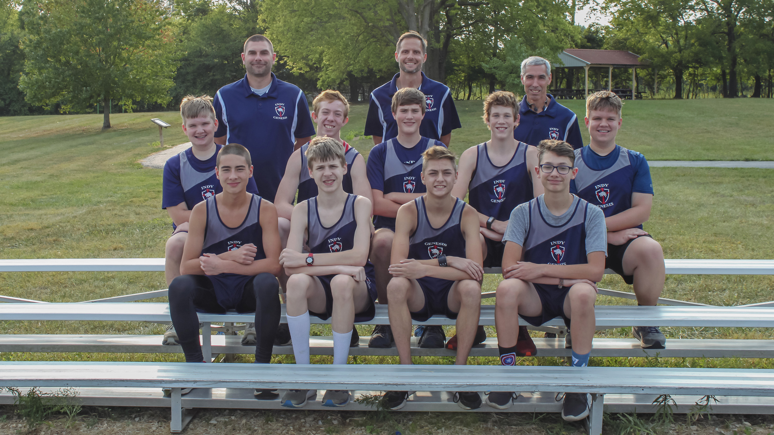 Varsity Boys Team