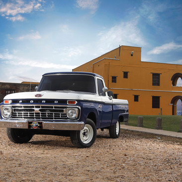 Ford C100 '66