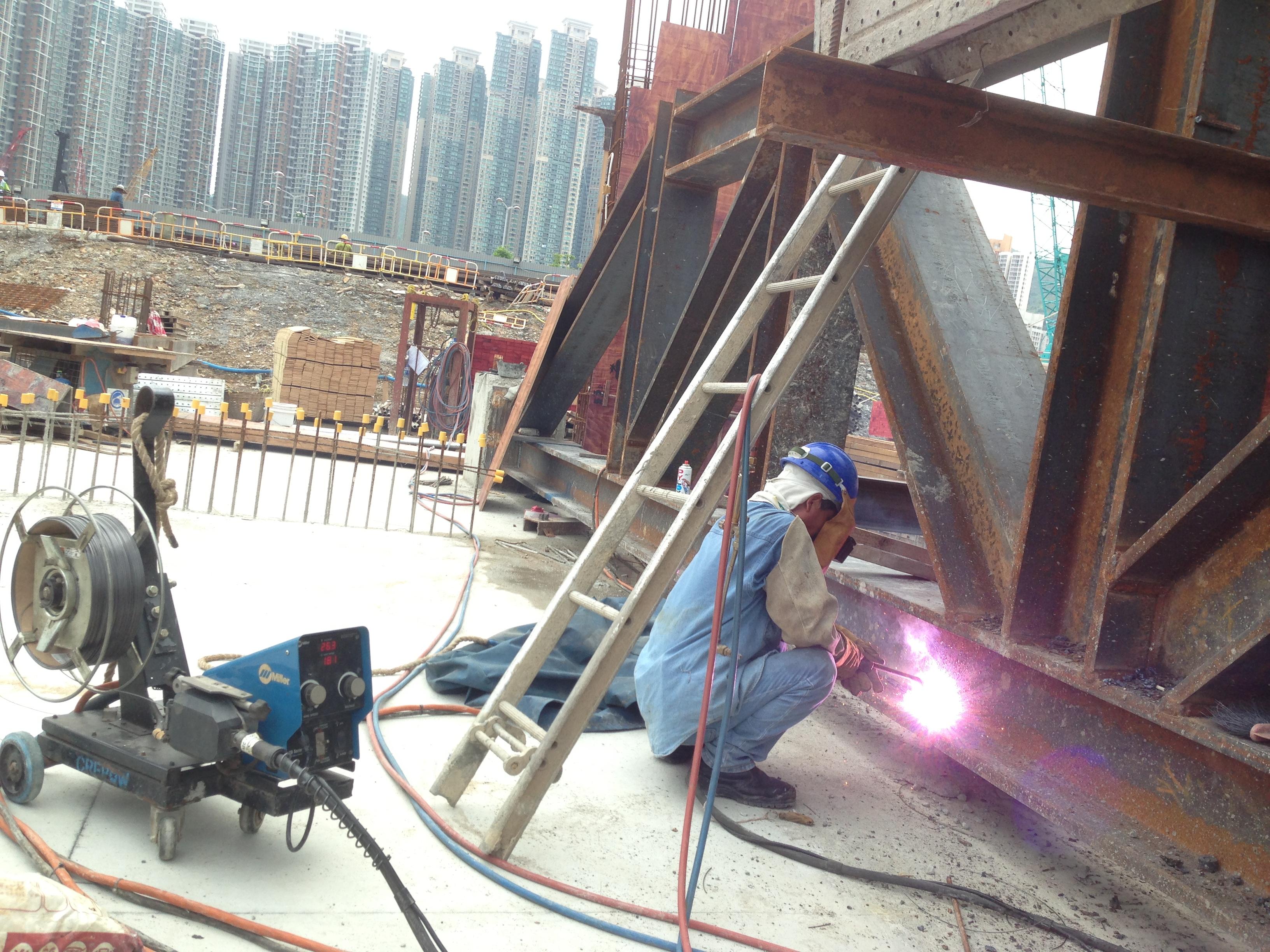 將軍澳唐賢街工程其士建築|Tong Yin St - Chevalier