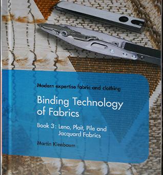 織物綁結技術第三冊(英語)業已出版!Fabrics Binding Book 3 Available!