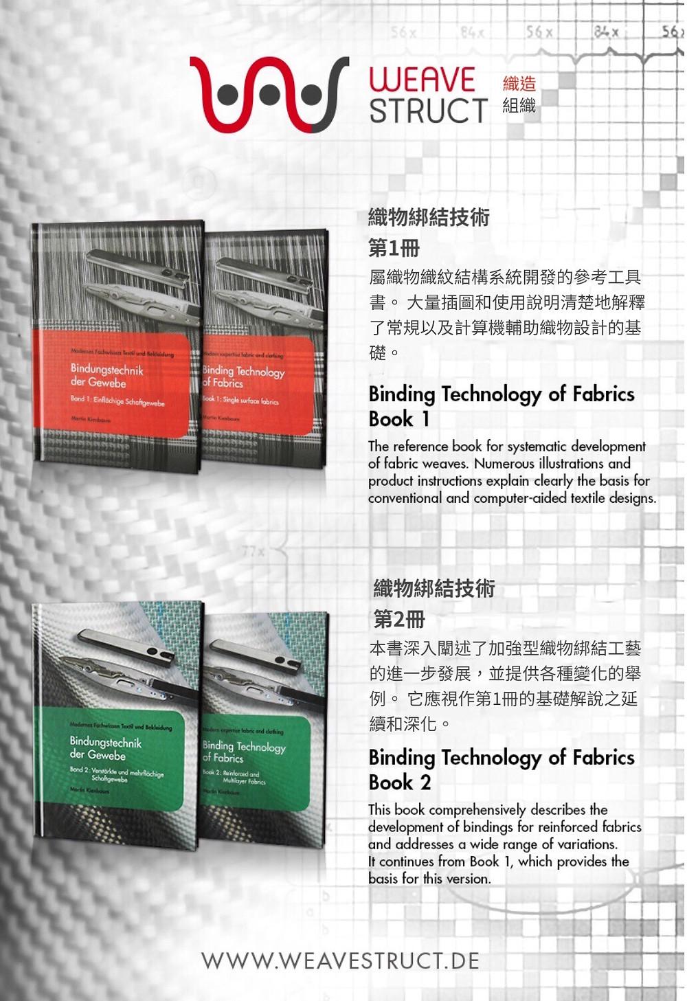 binding technology of fabrics