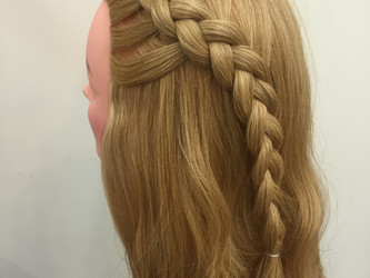 How To: Braided Updo!