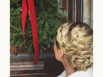 * Festive Hair Ideas *
