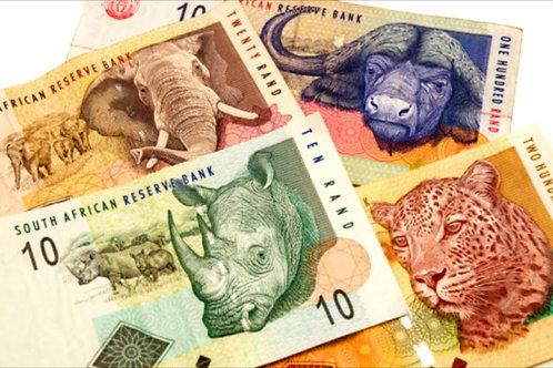 Ten Thousand Rand Item