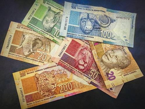 Two Thousand Five Hundred Rand Item