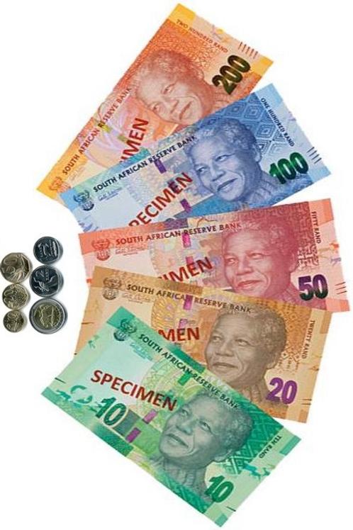 Five Hundred Rand Item