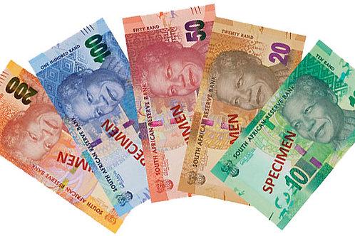 One Hundred Rand Item