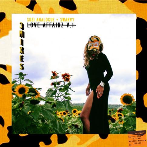 Love Affairz V.1 3Mixes (2015) - Never Normal Records