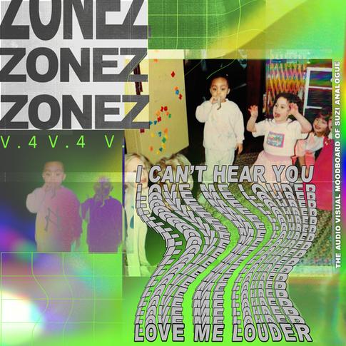ZONEZ V.4 (2019) - Never Normal Records