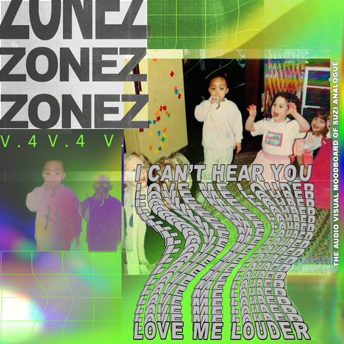 ZONEZ V.4 (2019) - Never Normal Records