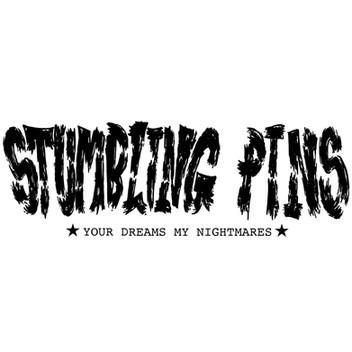 stumbling pins