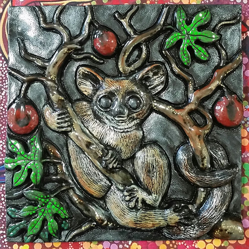 Possum Wall Plaque