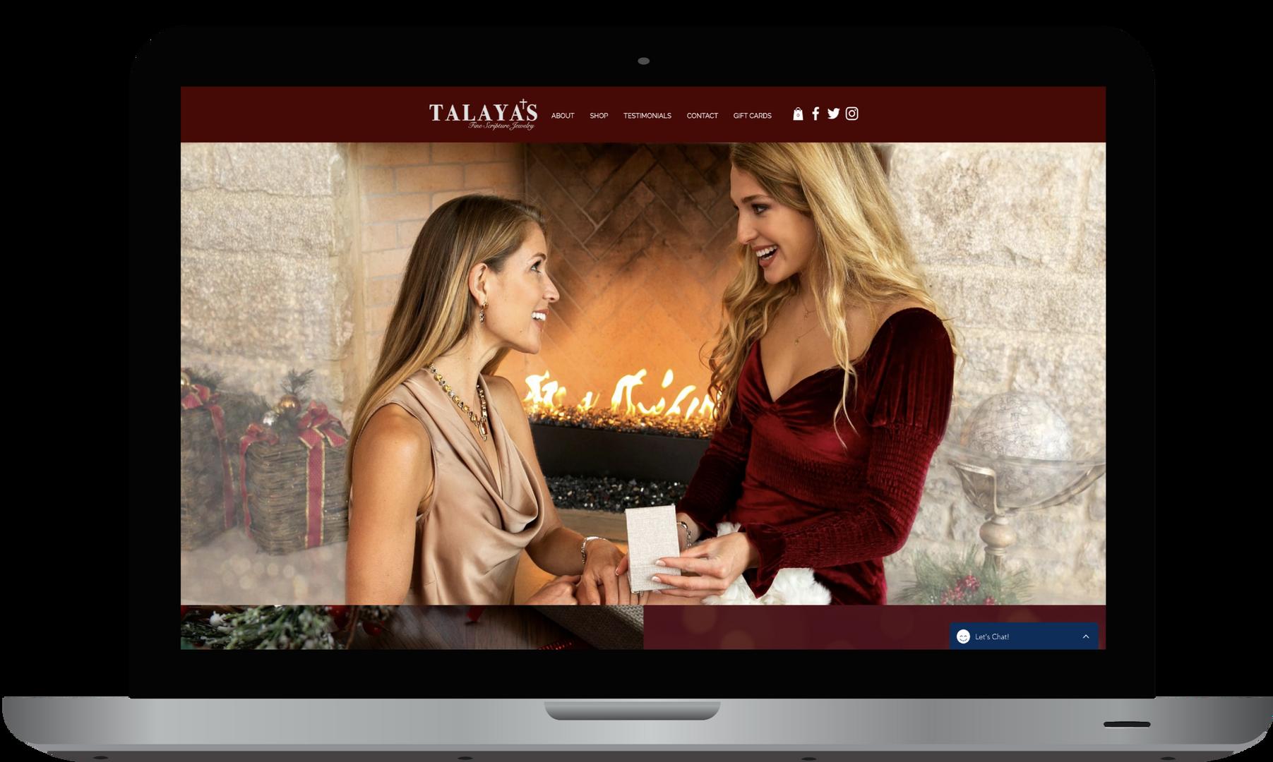 Holiday Homepage
