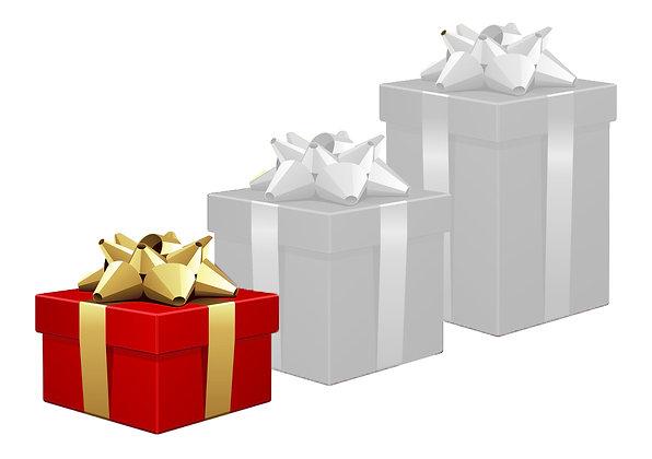 Small Box (3-5 items)