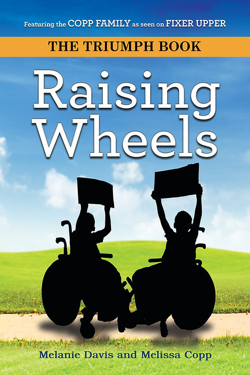 Raising Wheels Book