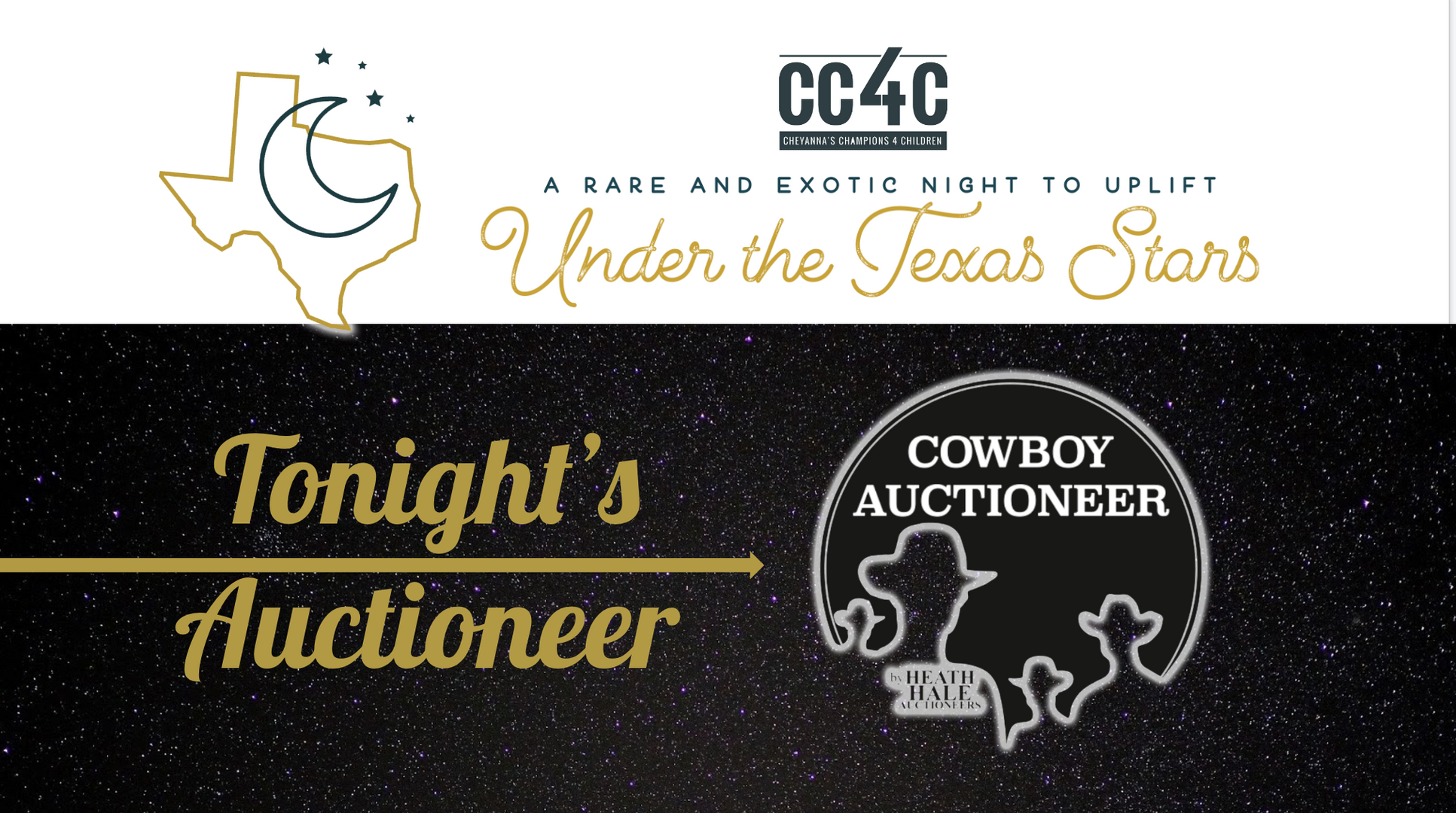 Night 2 Uplift Auction Slide