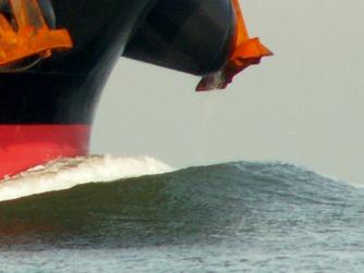 Fluid Dynamics in Surfing