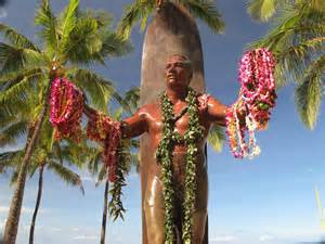 Duke Kahanamoku, Father of Surfing, Standup Paddling and Surfboard Design