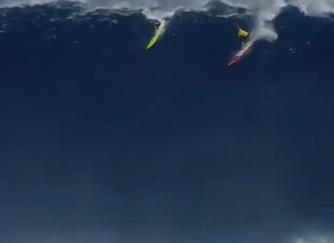 Nose Poke Part IV/High Surf + High Nose Rocker = High Risk