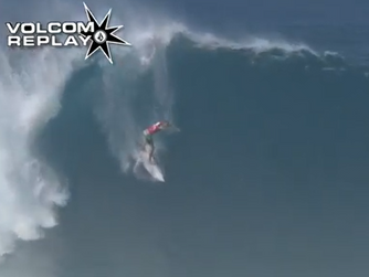 Horrific Wipeout in the Pipe Pro