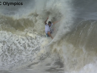 Olympics, Surfing, Physics, and Future Olympians