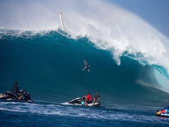 Surfboard Nose Rocker May Inhibit Wave Entry