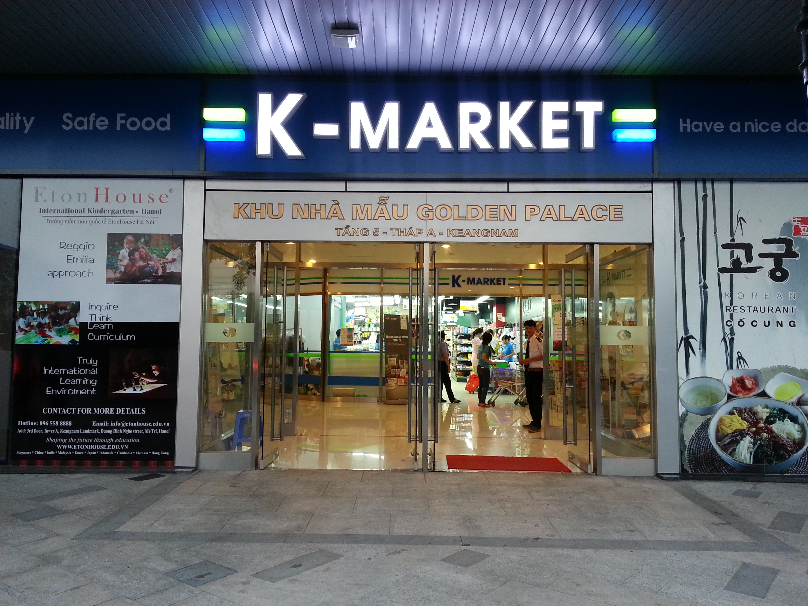 K-Market Keangnam