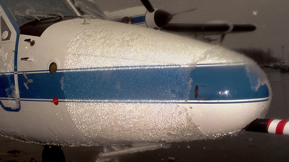 What You Need to Know About Airframe Icing Recording