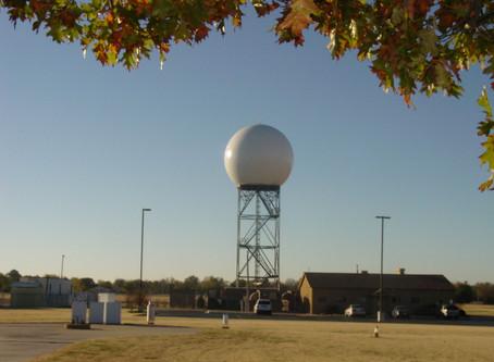 NEXRAD Doppler radar - What's a negative dBZ?