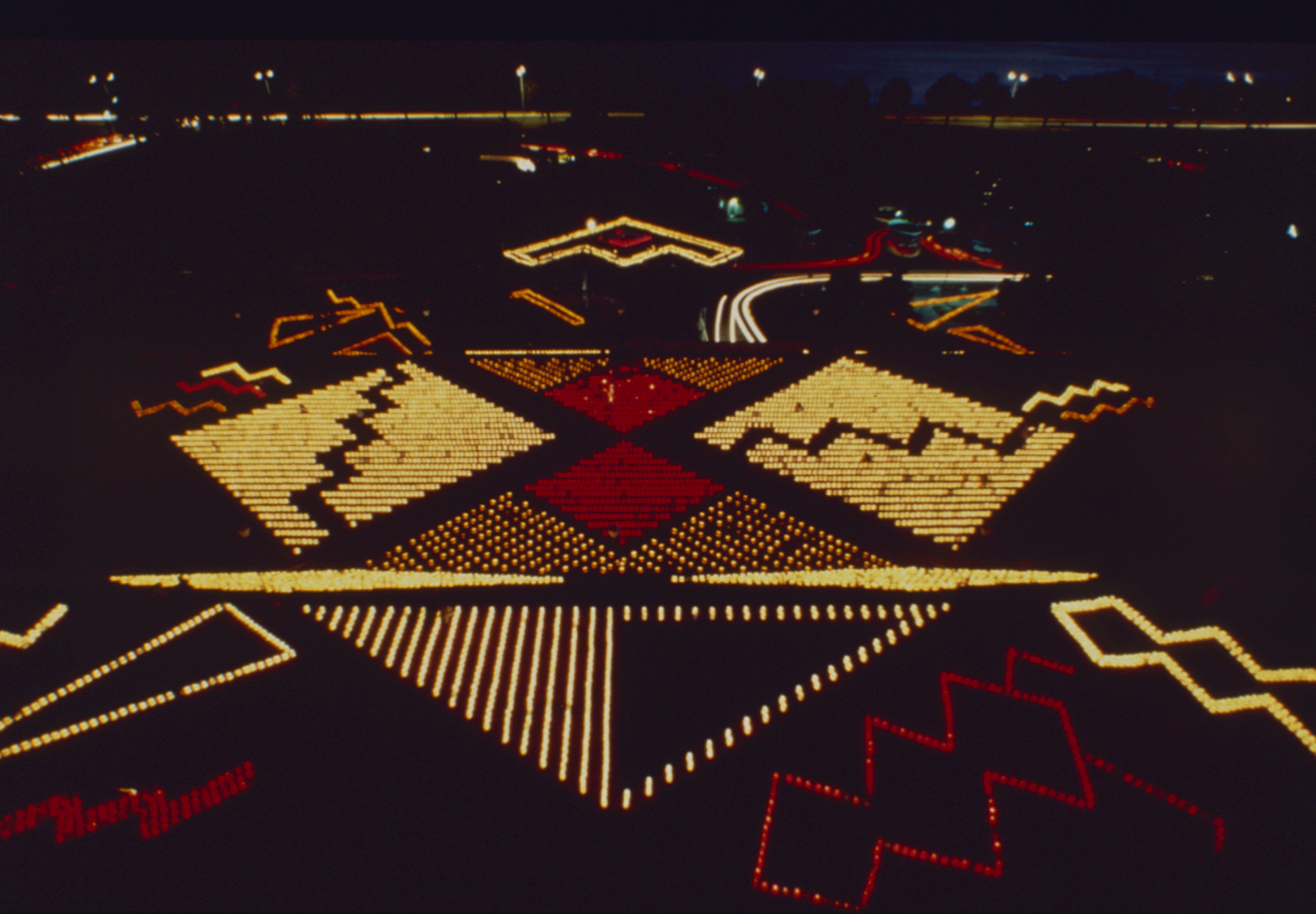 10,500 Candles, 1988