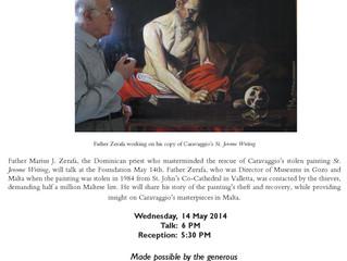 Recovering the Stolen Caravaggio