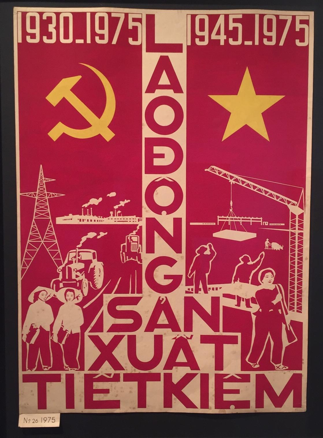 """Work, Produce, Economize,"" 1975"